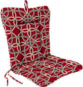 JCPenney JORDAN MANUFACTURING Euro-Style Knife-Edge Chair Cushion