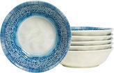 Tabletops Unlimited Tabletops Gallery Castleware Set of 6 Melamine Cereal Bowls