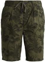 NATIVE YOUTH ALDEBURGH Shorts olive