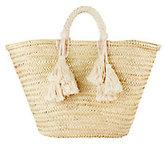 Giselle Ilaria Fringe Tassel Tote Bag