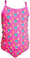 Funkita Toddler Girls' Cray Cray Printed Tankini & Brief Swimsuit 8148410