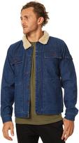 The Critical Slide Society Los Captain Mens Jacket Blue