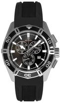 Rotary Gents Stainless Steel Chronograph Strap Watch Ags90089/c/04