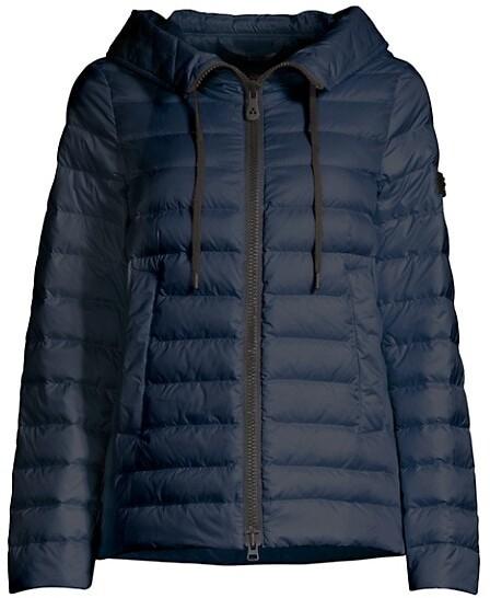 Peuterey Calvus Hooded Down Puffer Jacket
