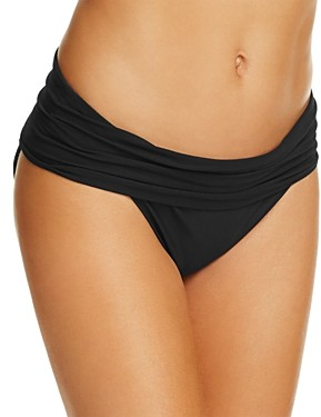 Amoressa by Miraclesuit Amoressa Gimlet Fold Over Waist Bikini Bottom