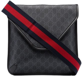 Gucci GG Supreme envelope messenger bag