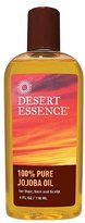 Desert Essence 100 % Pure Jojoba Oil 4 Oz (2 Pack)