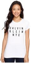 Calvin Klein Jeans HD Iconic Logo Tee