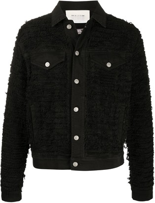 Alyx Fitted Combined Denim Jacket