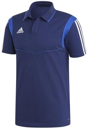 adidas Tiro Polo Shirt with Short Sleeves