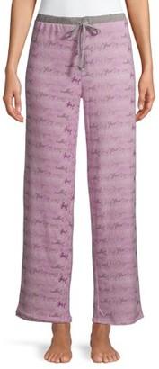 Goodnight Kiss Women's Butter Knit Pajama Pants