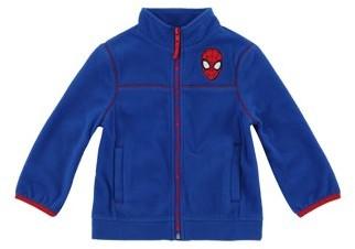 Spiderman Boys Denali Fleece Jacket, Sizes 4-7