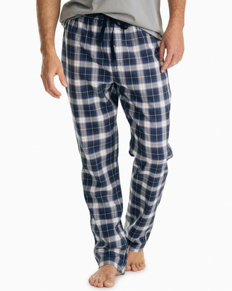Southern Tide Standing Stone Flannel Lounge Pant
