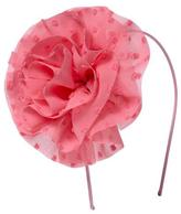 Gap Dot flower headband