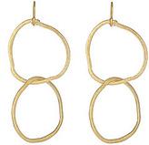 Urban Posh Gold Reflection Pool Earrings