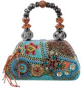 Mary Frances Beaded Frame Bag