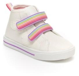 Carter's Toddler Girls High top Sneaker