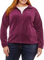 Columbia Lightweight Fleece Jacket-Plus