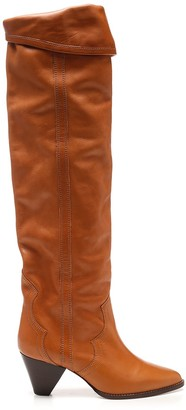 Isabel Marant Remko Thigh-High Boots