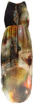 Dorothy Perkins Orange asymmetric dress