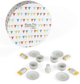 Janod Happy Day Doll's Tea Set - Set of 17 Accessories