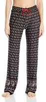 PJ Salvage Women's Classsically Cool Print Pant