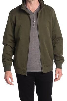 Indigo Star Tyler Double Collar Jacket