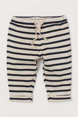 H&M Cotton Pants - Beige