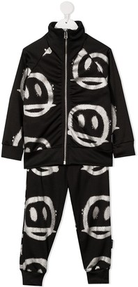 Nununu Graphic-Print Tracksuit Set