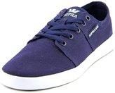 Supra Men's Stacks Ii D Low Top Fabric Flat Shoe - 9M