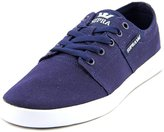 Supra Stacks II Men US 10.5 Blue Skate Shoe