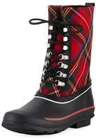 Burberry Rowlette Mid-Calf Rain Boot