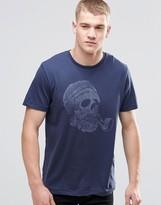 Jack and Jones Vintage T-Shirt Skull Print