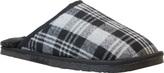 Staheekum Men's Alpine Flannel Slipper