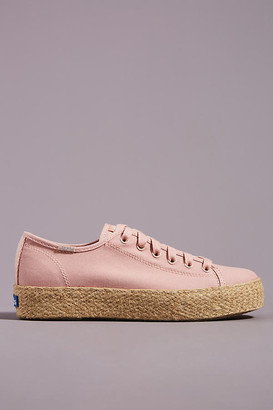 Keds Espadrille Sneakers By in Pink Size 8
