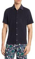 Z Zegna Regular-Fit Short Sleeve Shirt