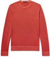Michael Kors - Washed Merino Wool Sweater