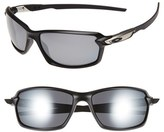 Oakley Men's 'Carbon Shift' 62Mm Polarized Sunglasses - Black