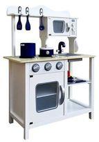 NEW Resort Living Gourmet 18-Piece Play Kitchen