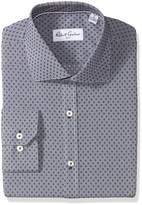 Robert Graham Men's Veneto Regular Fit Dot Dress Shirt