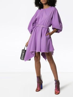 Marques Almeida Voluminous-Sleeve Dress