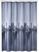 Nobrand No Brand Night Life Shower Curtain