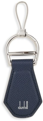 Dunhill Cadogan Leather Key Fob