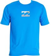 Billabong Men's Chronicle Regular Fit Short Sleeve Rashguard