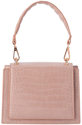 Olga Berg Molli Flap Over Shoulder Bag