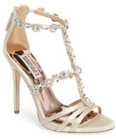 Badgley Mischka Women's Thelma Crystal Sandal