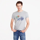 J.crew For David Sheldrick Wildlife Trust Elephant T-shirt
