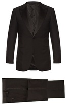 Lanvin Smoking Wool And Mohair-blend Tuxedo