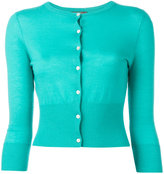 N.Peal cashmere button up cardigan - women - Cashmere - S