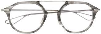Dita Eyewear Marble Effect Glasses